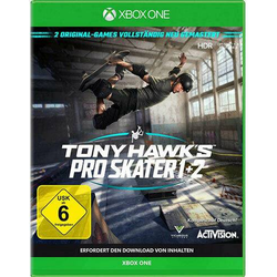 Tony Hawk's Pro Skater 1+2 Xbox One USK: 12