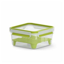 Emsa Lunchbox Sandwichbox Clip & Go XL, Kunststoff, (1-tlg) grün