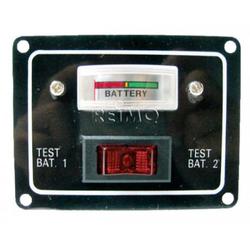 Batterietester für Wohnmobil