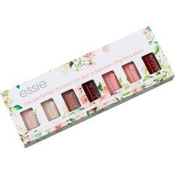 essie Nagellack-Set Essie Bride - Perfekte Farben, 7-tlg.