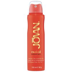 Jovan Deodorant Spray 150ml