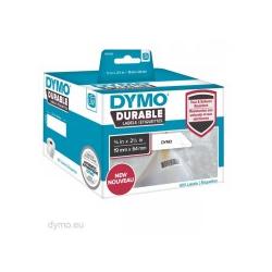 Dymo LW-Kunststoff-Etiketten 2 Rollen a 450 Etiketten Etiketten/Beschriftungsbänder (2112284)
