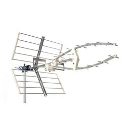 TechniSat TechniYagi T2 - Antenne - weiß Dachantenne