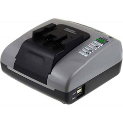 Powery Powery Akku-Ladegerät mit USB für Hilti Handkreissäge WSC 55-A24, 24V
