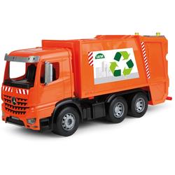 Lena® Spielzeug-Müllwagen Worxx, Mercedes-Benz Arocs