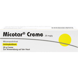 MICOTAR Creme 20 g