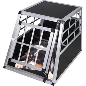 Hundebox / Hundetransportbox Waldi 1 für Auto Kfz