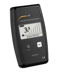 Baufeuchtemessgerät PCE-PMI 4 | acht Federelektroden