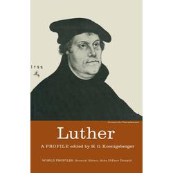 Luther als Buch von H. G. Koenigsberger