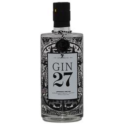 Appenzeller Dry Gin 27