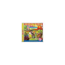 Kiddinx Hörspiel CD Bibi Blocksberg 37 (Der Flohmarkt)