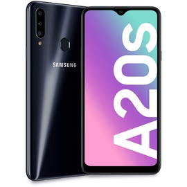 Samsung Galaxy A20s 3 GB RAM 32 GB black