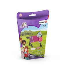 Schleich® Horse Club 42534 Spielspass mit Fohlen Spielfiguren-Set