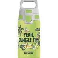 Sigg Shield One Jungle Trinkflasche in grün