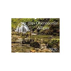 Das Oberstdorfer Allgäu (Wandkalender 2020 DIN A3 quer)