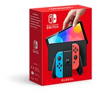 Nintendo Switch OLED-Modell rot/blau