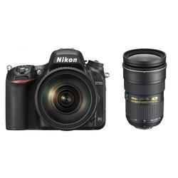 Nikon D750 + Nikon 24-70 mm AF-S 2.8G ED