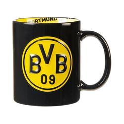 Borussia Dortmund Tasse BVB-Tasse mit Innendekor
