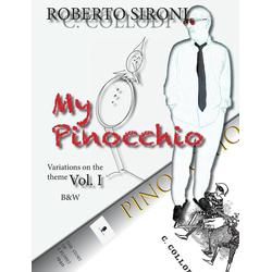 My Pinocchio als Buch von