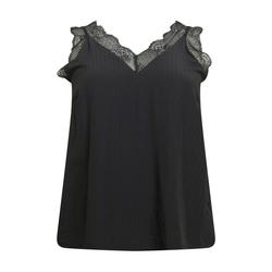 KAFFE Curve Shirttop Jakobine 48 (L-XL)
