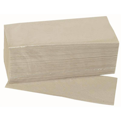 Lorito Papierhandtücher 1-lagig Handtuchpapier, ZZ-Falz, EU-Ecolabel