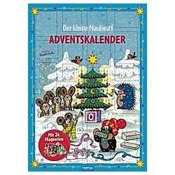 Der kleine Maulwurf  Magnet-Adventskalender - Kalender