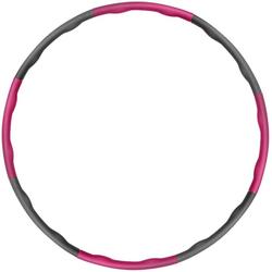 Vaxiuja Hula-Hoop-Reifen Hula Hoop Reifen, Fitness Hula Hoop zur Gewichtsreduktion und Massage, 6-8 Segmente Abnehmbarer Hoola Hoop für Erwachsene & Kinder