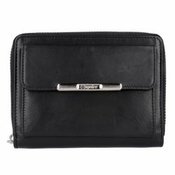 Esquire Helena Geldbörse Leder 12 cm helena schwarz