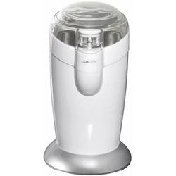 Clatronic KSW 3306 283023 Kaffeemühle Weiß Edelstahl-Schlagmesser