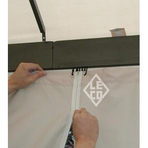 """4er-Set Seitenteile für Pavillon """"Sahara"""",beige,3,0 x 3,0 m"""