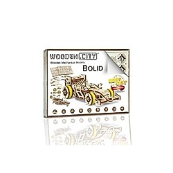 Wooden City: Bolid