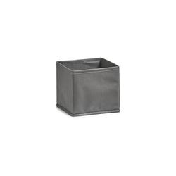 HTI-Living Aufbewahrungsbox Aufbewahrungsbox Vlies (1 Stück), Aufbewahrungsbox grau