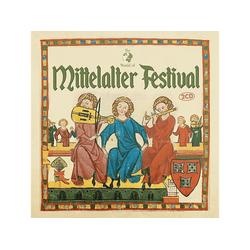 VARIOUS - Mittelalter Festival (CD)