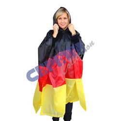 WM Regenponcho Deutschland
