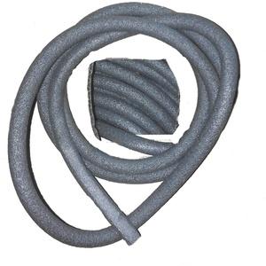 Hinterfüllprofil Fugenfüllprofil Hinterfüllschnur PE Rundschnur für Silikonfugen je 10 Meter für Silikon Acryl (15 mm grau geschlossenzellig)