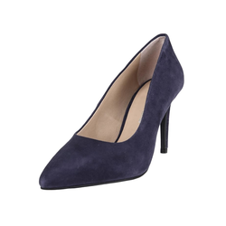 Pumps Velours-Pumps COX blau