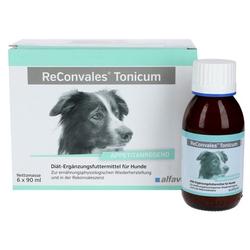 RECONVALES Tonicum für Hunde 6X90 ml