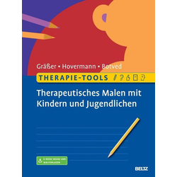 Therapie-Tools Therapeutisches Malen mit Kindern und Jugendlichen