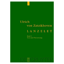 Lanzelet  2 Bde.. Ulrich von Zatzikhoven  - Buch