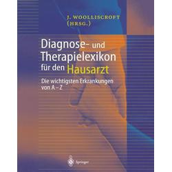 Diagnose- und Therapielexikon für den Hausarzt: eBook von