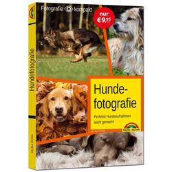 Hundefotografie - das perfekte Hunde Foto: Buch von Helma Spona