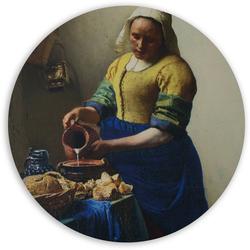 Art for the home Leinwandbild Milchmädchen, (1 Stück)