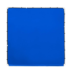 Lastolite StudioLink Chroma Key Blue Screen Bezug 3 x 3 m