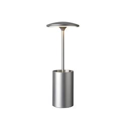 Sompex Pott LED Tischleuchte / Halter für Schreibutensilien