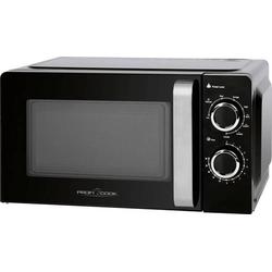 Profi Cook PC-MWG 1208 Mikrowelle Schwarz 700W