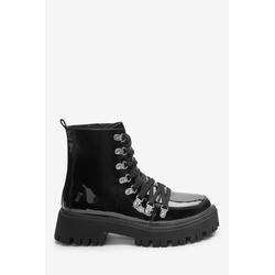 Next Klobige Stiefel Stiefel 38