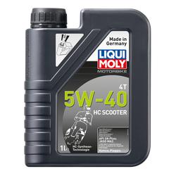 Motorbike 4T 5W-40 HC Scooter 1 l