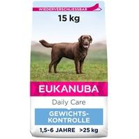 Eukanuba Adult Light große Rassen 15 kg