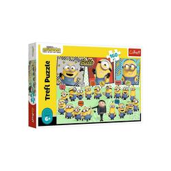 Trefl Puzzle Puzzle Minions, 160 Teile, Puzzleteile