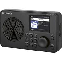 Telestar DIRA M 5i Internet Tischradio Internet Bluetooth®, DLNA, Internetradio, USB, WLAN Aufnahme